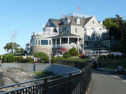 The Bar Harbor Inn in Bar Harbor, ME