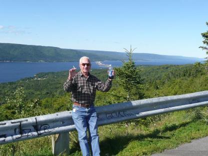 Cape Breton Dad