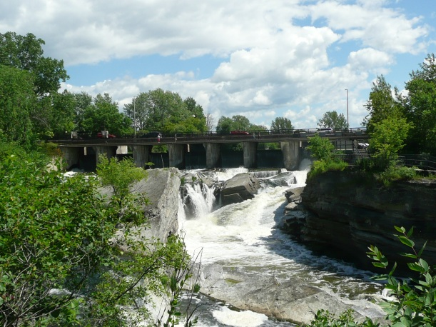 Hog's Back Falls, Rideau River, Ottawa ON
