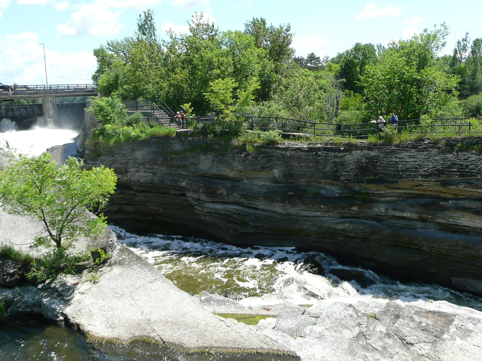 Hog's Back Falls, Rideau River, Ottawa ON